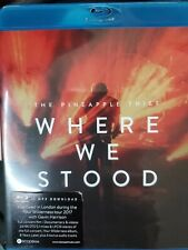 The Pineapple Thief - Where We Stood kscope limited blu ray w/ card and booklet