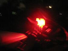 1x Red LED Demon Eye String Light