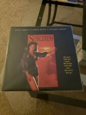Sorceress Laserdisc 1994 Julie Strain and Linda Blair Rare Horror