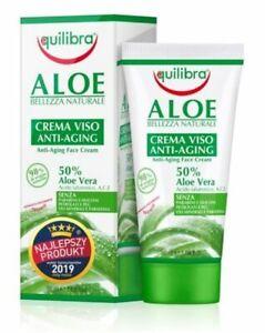 EQUILIBRA Aloe Anti-aging Face Cream - 50 ml