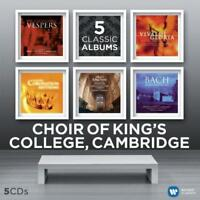 King's College Choir, Cambridg - King's College Choir, Cambridge - 5 C (NEW 5CD)