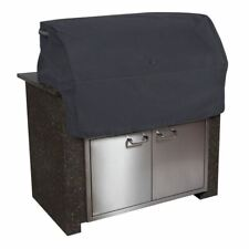 Ravenna Black Built-In BBQ Top Cover Small
