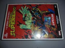 DVD N° 1 INCREDIBILI SUPEREROI LA NOTTE DI LIZARD CARTOON MARVEL