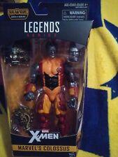 Marvel Legends Colossus action figure Warlock BAF series NIB X-Men Head
