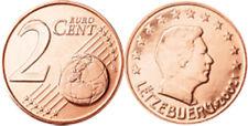 D) LUSSEMBURGO 2 CENTESIMI DEL 2004 FDC UNC
