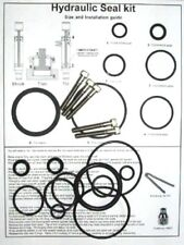 Rebuild kit - Chrysler Force Power Trim and Tilt cylinder seal kit