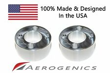 """1.0"""" Lift Spacers for 1997-2001 Honda CR-V . 2CNC Spacers. Made in USA."""