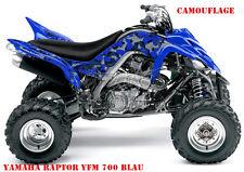 Invision DECORO GRAPHIC KIT ATV YAMAHA RAPTOR YFM 125/250/350/660/700 CAMO B