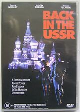 BACK IN THE USSR (1992) DVD MOVIE Frank Whaley, Natalya Negoda, Roman Polanski