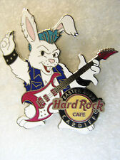 CARDIFF,Hard Rock Cafe Pin,EASTER BUNNY,LE 75