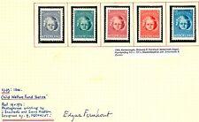 NEDERLAND 1945  SIGNATURE DESIGNER= E.FERNHOUT   =STAMPS 1 SET