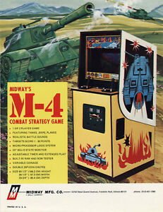 1977 MIDWAY M-4 VIDEO FLYER
