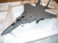 Used F-15 Strike Eagle B11B242 98048 U.S.A.F Franklin Mint Armour Diecast 1:48