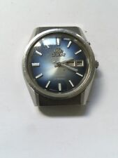 Vintage ORIENT CRYSTAL 27 JEWELS AUTOMATIC  watch JAPAN for spare