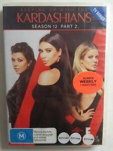 KEEPING UP WITH THE KARDASHIANS Season 12 part 2 DVD TV Reality Series