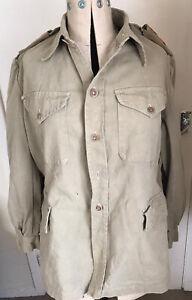 WW2 British army battledress