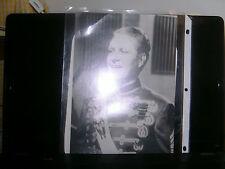 Set Of  2 Black & White Nelson Eddy Laser Photos-WOW!!!!!!!!!!!!!!!!!!!!!!!!!!!!