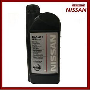 Genuine Nissan L248 Premix Antifreeze 1 Litre Coolant