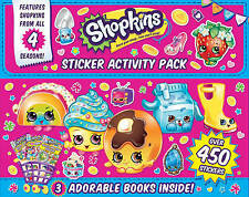 Shopkins Scented Carry Pack by Bonnier Books Ltd (Novelty book, 2016)