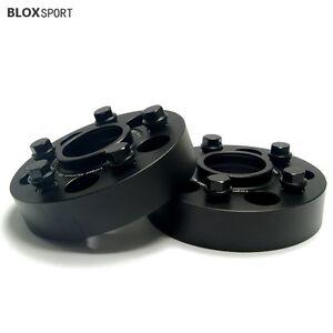 2X 35mm BMW Wheel Spacers fit 5 Series F10 F11 F07 M5 F10 M5 Adapters 5x120 72.5