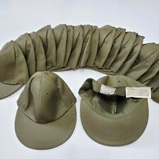 Lot Of 19 - 1967 OG 106 HOT WEATHER FIELD CAP DEADSTOCK MILITARY ARMY USMC 1960s