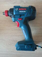 """Bosch GDX18V-1600 - 1/4""""-Innensechskant 1/2""""-Außenvierkant Dreh-Schlagschrauber"""