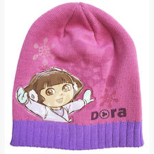 New Girls DORA winter Beanie Hat - one size fit all kids clothing gift in AU