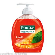 300ml Palmolive hygiène plus famille Savon liquide protection avant Bacteries