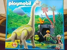PLAYMOBIL Brachiosaurus In Felslandschaft 4172