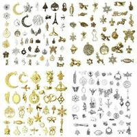 Vintage 50g/pack Jewelrys Making Charms Pendants Random Shape DIY Crafts