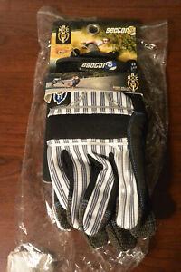Brand New Sector 9 BHNC sliding gloves (Striped)