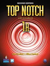Top Notch 1A Split : Student Book with ActiveBook and Workbook by Joan M....