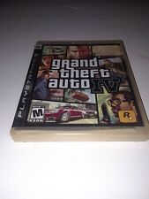 Grand Theft Auto lv Playstation 3 GTA PS3 Game Liberty City Rock Star Video Game
