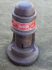 Morse - Starrett Most No.1 Cable Cutter Hammer Type for Wire Rope + Other