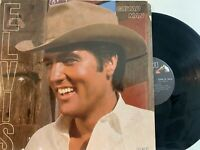 Elvis – Guitar Man LP 1981 RCA AAL1-3917 VG