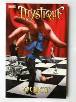 Mystique Volume 4 : Quiet - 2004 Marvel Comics Trade Paperback graphic novel