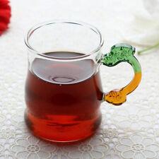 Borosilicate Glass High-capacity Tea Cup Tea Service Transparent Coffee Cup500ml
