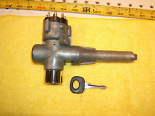 Mercedes Med W113 70 280SL NEIMAN ignition,steering lock 1 Assembly,working Key