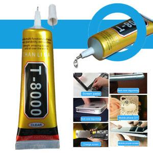 T8000 Glue 15ml Super Adhesive Cell Phone Touch Screen Repair Frame Sealant Tool