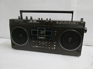 DDR RFT Kofferradio SKR 700, Werkstattüberholt! funktioniert! Riemen neu!