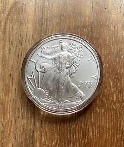 2021 American Silver Eagle Type1 1oz 999 Fine Silver Bullion Coin