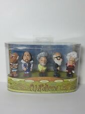 Lord Crumwell's Oddfellows - The Genius Collection - Jailbreak Toys 2005 - NEW