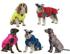 Ancol Muddy Paws STORMGUARD Fleece Waterproof Harness Compatible Dog Coat Jacket