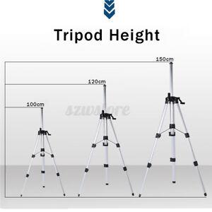 Aluminum Alloy Laser Level Tripod Adjustable Level Stand For laser Level line