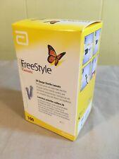 Freestyle Lancets Abbott 28 guage Sterile Lancets - 100 count