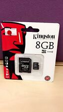 Kingston TECHNOLOGY 8 GB micro HC CLASS 4.