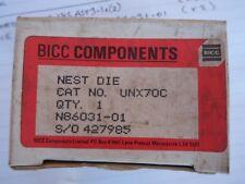 Hydraulic Crimper die Cembre BICC Burndy UNX70C Nest die