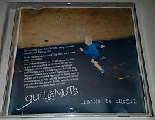 Guillemots - Trains To Brazil Promo CD Single In Very Good Condition