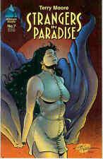 Extraños en Paradise # 7 (Terry Moore) (Estados Unidos, 1995)