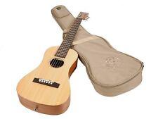 SX -guitars voyage reise-gitarre tg1-na acajou - 3/4 taille + HOUSSE DE POCHE